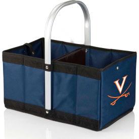 Urban Basket - Navy/Slate (University of Virginia Cavaliers) Digital Print