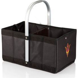 Urban Basket - Black (Arizona State Sun Devils) Digital Print