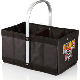 Urban Basket - Black (Pittsburgh Pirates) Digital Print