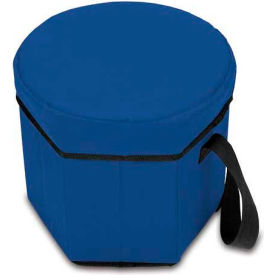 Picnic Time Bongo Six-Sided Cooler, Navy