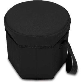 Picnic Time Bongo Six-Sided Cooler, Black