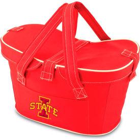 Mercado Basket - Red(Iowa State Cyclones) Digital Print