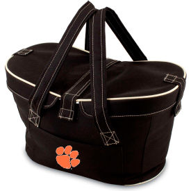 Mercado Basket - Black (Clemson U Tigers) Digital Print