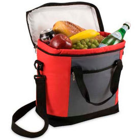 Picnic Time Montero Cooler Tote, Red