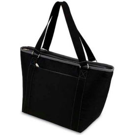 Picnic Time Topanga Cooler Tote Black