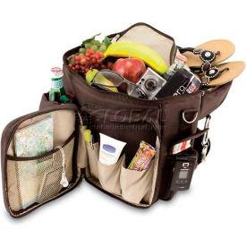 Picnic Time Turismo Picnic Backpack, Moka