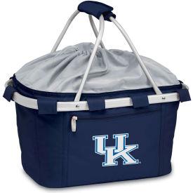 Metro Basket - Navy (U Of Kentucky Wildcats) Digital Print