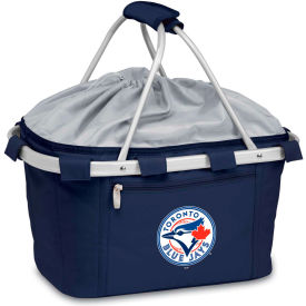 Metro Basket - Navy (Toronto Blue Jays) Digital Print