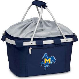 Metro Basket - Navy (McNeese State Univ Cowboys) Digital Print