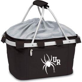 Metro Basket - Black (U Of Richmond Spiders) Digital Print