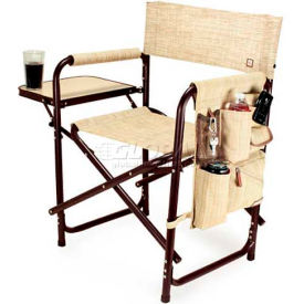 "Picnic Time Sports Chair - Botanica 809-00-550-000-0, 19""W X 4.25""D X 33.25""H, Botanica Collection"