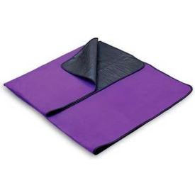 Picnic Time Blanket Tote, Purple
