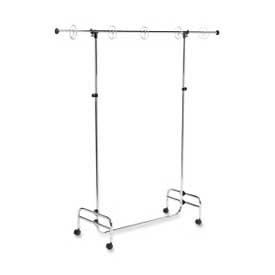 "Pacon Adjustable Pocket Chart Stand, Adjustable 42"" to 77""H, Silver by"