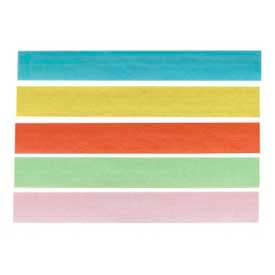 """Pacon® Rainbow Kraft Sentence Strips, 3"""" x 24"""", 5 Assorted Colors, 100 Strips/Pack"""