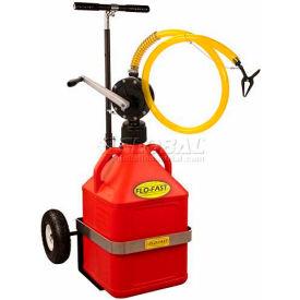 FLO-FAST™ Transfer Fluid System, 15-Gallon, Yellow, 31015Y