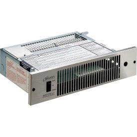 Smith's Environmental Products® Quiet-One™ Kickspace Fan Heater KS2004, 4000 BTU