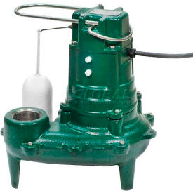 Pumps Sewage Pumps Zoeller Waste Mate M267 Submersible