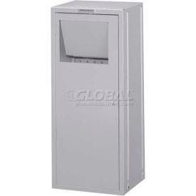Penco 10200-GRAY Mini Laundry Lockup Locker, Gray