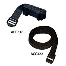 Safety Belt For Flat Panel Component Shelves