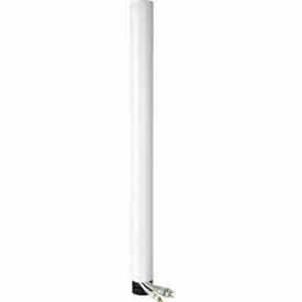 Cord Management Wrap, Four 2' Sections - White