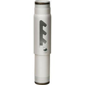 3'- 5' Adjustable Extension Column - White