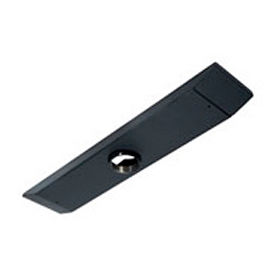 Ceiling Plate For Structural Ceiling Or Wood Joist, 16'' Centers - Black