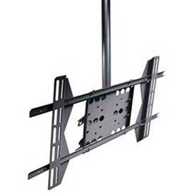 "Flat Panel Ceiling Mount For 32-50"" Screens, For Portrait Or Landscape Mounting"