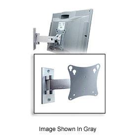 "Smartmount® Universal Articulating Mount For 10"" - 24"" LCD Screens - Black"