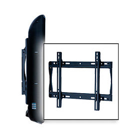 """Security Smartmount® Universal Flat Mount For 23"""" - 46"""" LCD Screens - Black"""
