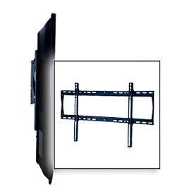 "Smartmount® Universal Flat Mount For 37"" - 63"" Flat Panel Screens - Black"