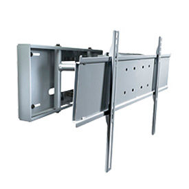 """Security Smartmount® Universal PullOut Swivel Mount For 32-65"""" Screens - Silver"""