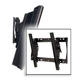 """Security Smartmount® Universal Tilt Mount For 23"""" - 46"""" LCD Screens - Black"""