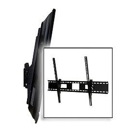 "Smartmount® Universal Tilt Mount For 61"" - 102"" Flat Panel Screens - Black"