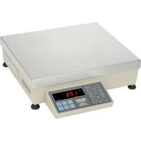 "Pennsylvania Heavy Duty Digital Counting Scale 100lb x 0.01lb 12"" x 14"" Platform"