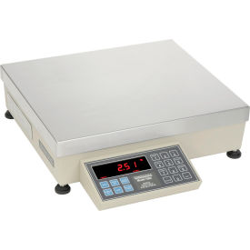 "Pennsylvania Heavy Duty AC/DC & Dual Base Capable Digital Counting Scale 150lb x 0.005lb 12"" x 14"""