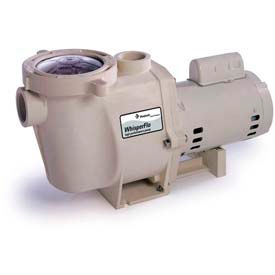 """Pentair 1 HP, 115/208/230V Whisperflo Pump 2"""" Fpt In Ground Full Rated Wfe4 High Performance"""