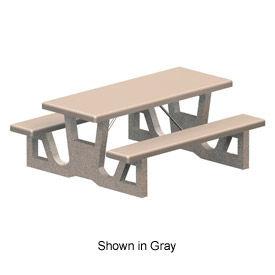 Standard Concrete Picnic Tables
