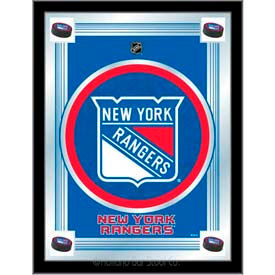 NHL Logo Mirrors