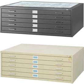 Mayline® - Safco® - 5 & 10 Drawer Steel Flat Files