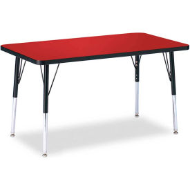 Correll - Rectangle Activity Tables With Standard & Juvenile Height