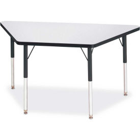 Trapezoid Shaped Standard Height Activity Tables