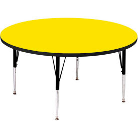 Correll - Round Activity Tables With Standard & Juvenile Height