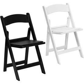 Plastic & Resin Folding Chairs