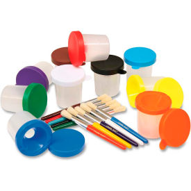 Brushes & Cups
