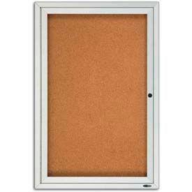 1 Door Non-Illuminated Enclosed Boards