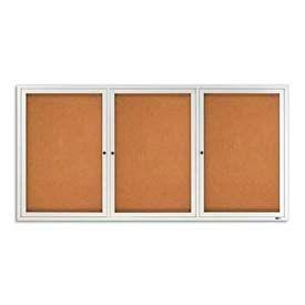 3+ Doors Aluminum Frame Cork Boards