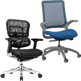 Raynor/Eurotech - Mesh Chairs