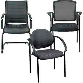 Raynor/Eurotech - Reception & Guest Chairs