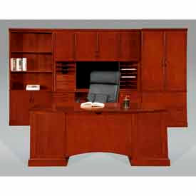 Mahogany finish home office corner shelf Furniture Dmi Belmont Office Collection Global Industrial Traditional Wood Desks Furniture Executive Solid Wood Desks
