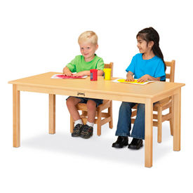 Jonti-Craft® Rectangular Multi-Purpose Tables